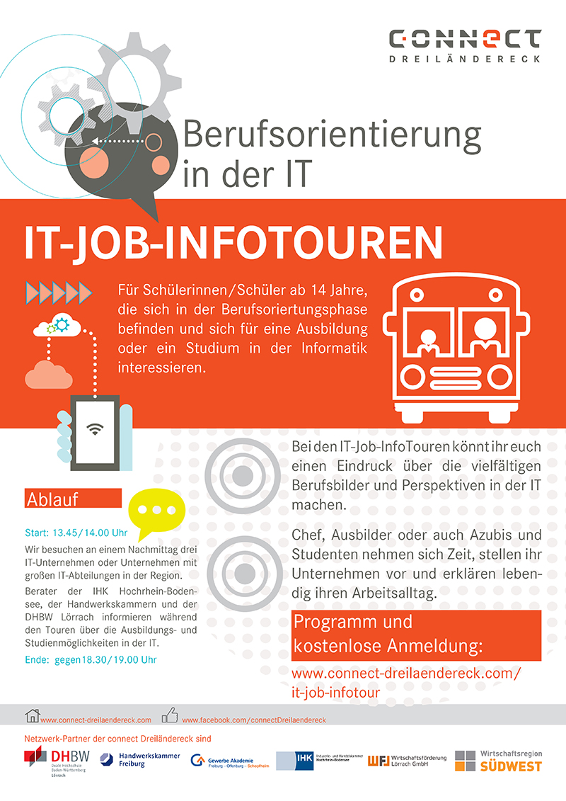 IT Job InfoTouren